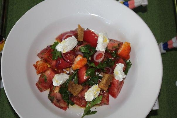 Салат из Микадо и лука, 100 г порция общепит