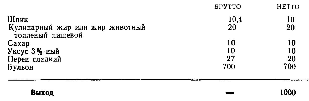 Борщ украинский (ТТК5481)