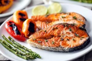 Блюда из рыбы ТТК