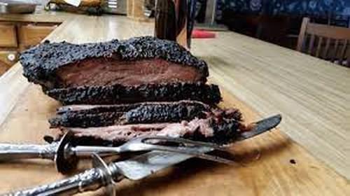 Beef brisket (Грудинка Брискет) суточного приготовления