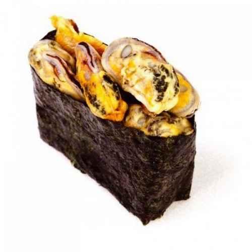 суши с мидиями (Кайеси Гункан)