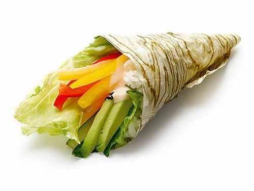 суши Темаки овощные