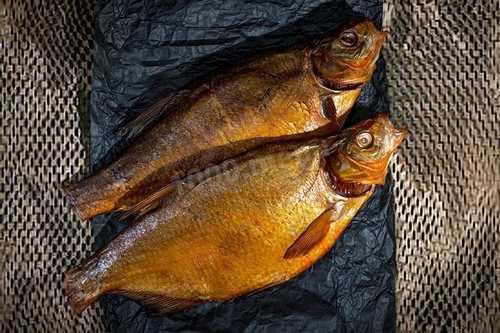 Рецептура блюда рыба холодного копчения (порциями)