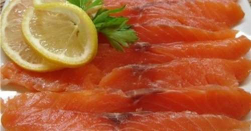 Рецептура блюда рыба соленая (порциями)