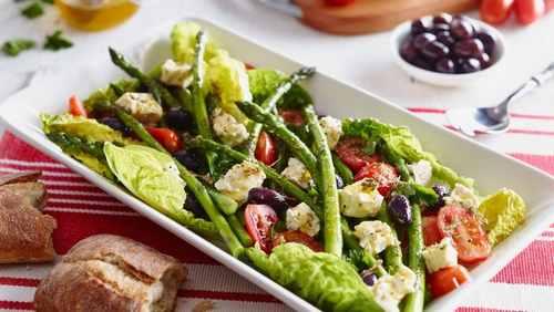 Рецептура блюда Салат из овощей