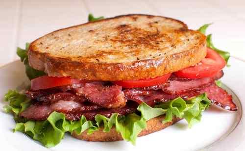 Рецептура блюда закрытые бутерброды с мясом или мясными гастрономическими продуктами