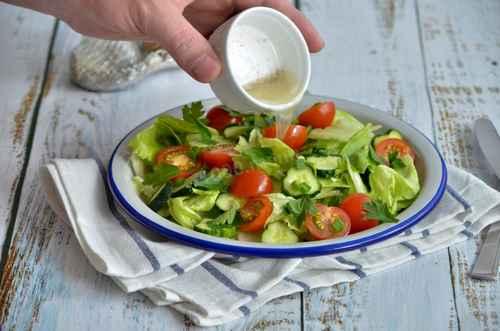 Рецептура блюда Заправка для салатов №895