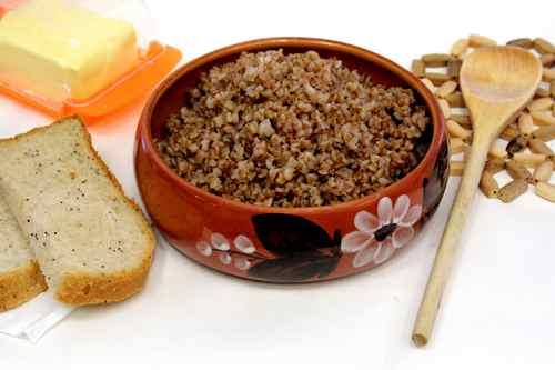 Рецептура блюда Каша рассыпчатая