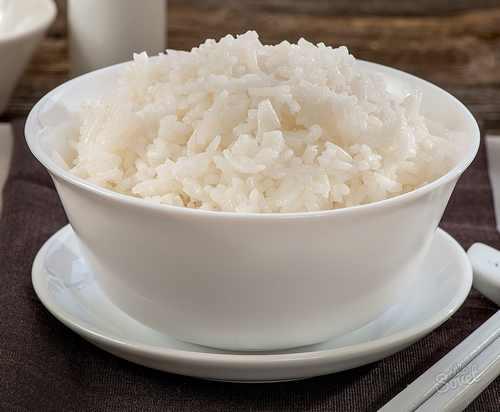 Рецептура блюда Рис отварной