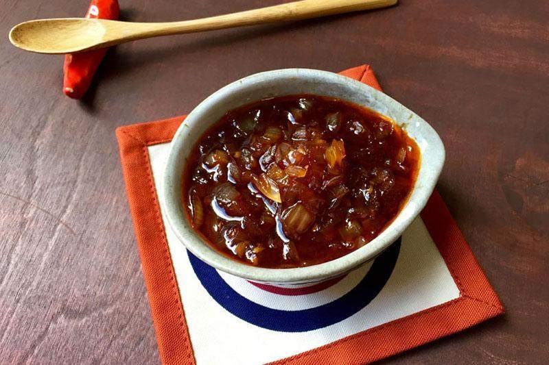 Рецептура блюда Соус луковый