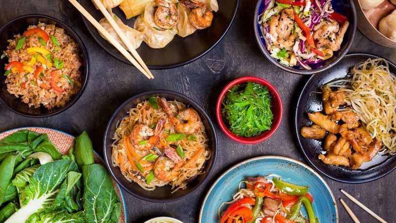 Лечебные свойства китайской кухни
