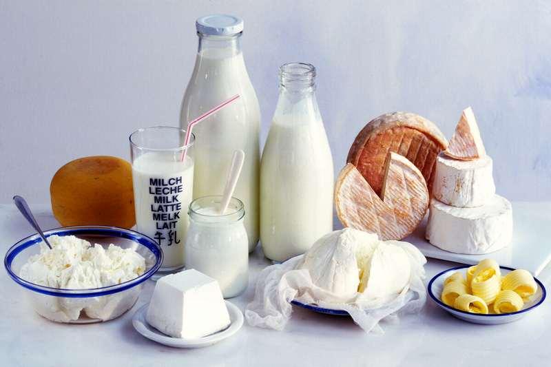 Все о молоке и молочных продуктах